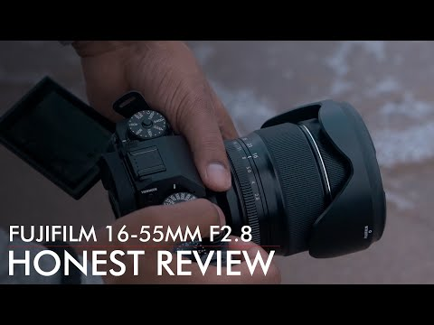 Fujifilm 16-55mm F2.8 Review (2020) // The MUST-HAVE lens?