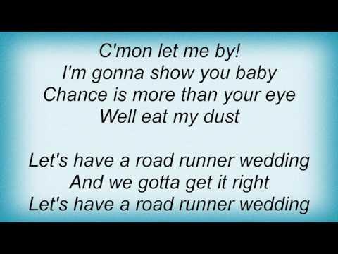 Aerosmith - Road Runner Lyrics
