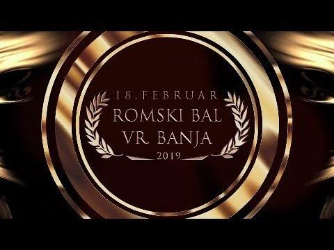 ROMSKI BAL - VRANJSKA BANJA ©2019 / ORG. PRAVDO VILO / PART 1 (G.G.B PRODUCTION ® LESKOVAC)