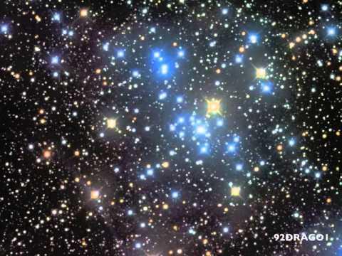 ammasso stellare Jewel Box Lo Scrigno delle Gioie