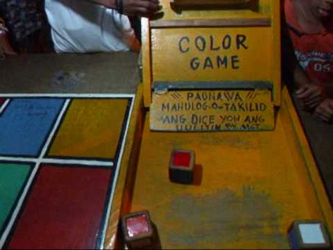 Childrens betting game in the Philippines - YouTube
