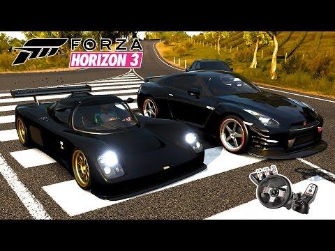 Download Forza Horizon 3 - O GT-R É IMBATÍVEL MESMO! Images