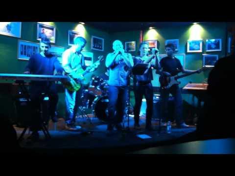Maverick Stream - Saint of me (Rolling Stones cover) live at 8ball club