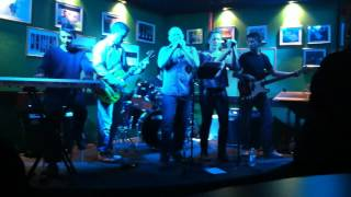 Otisak - Saint of me (Rolling Stones cover) live in 8ball club Zagreb