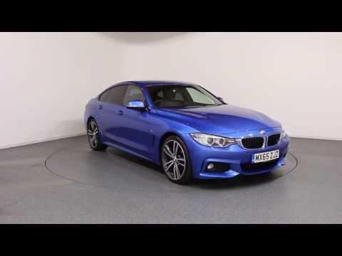 BMW 4 Series 420D M-Sport Gran Coupe