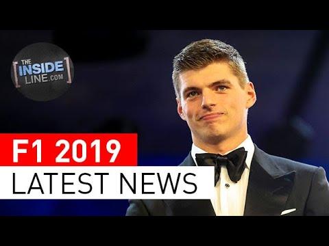 WEEKLY FORMULA 1 NEWS 10 DECEMBER 2019