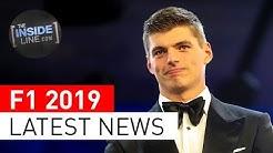 WEEKLY FORMULA 1 NEWS (10 DECEMBER 2019)