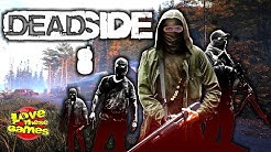 🎒 DEADSIDE 🎒 - 8 - Bleigewitter am Abend !! - Survival - 2020 - PVP - deutsch - Live Stream - EA