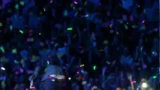 "Coldplay ""In My Place"" Live DC HD Verizon Center 7/9/2012"