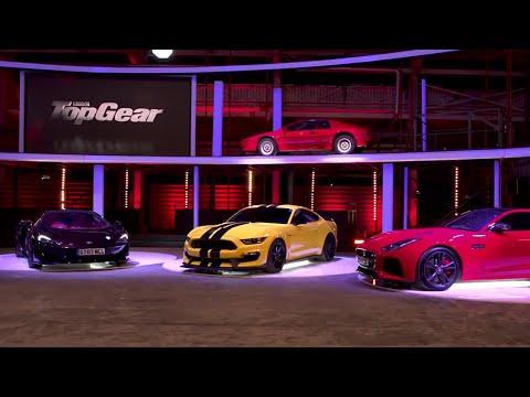 Chris Harris V8 Walkarounds   Top Gear: Series 25