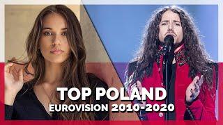 Eurovision POLAND (2010-2020)   My Top 9