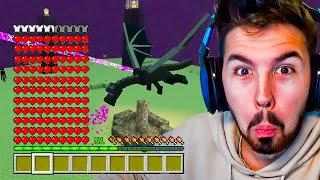 Paso Minecraft pero Gano Vida si recibo Daño