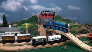 Wooden Railway Reviews - 1997 Mountain Tunnel