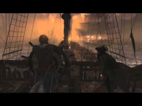 Assassin's Creed 4 Black Flag (E3 2013 Gameplay Demo w/ Commentary)