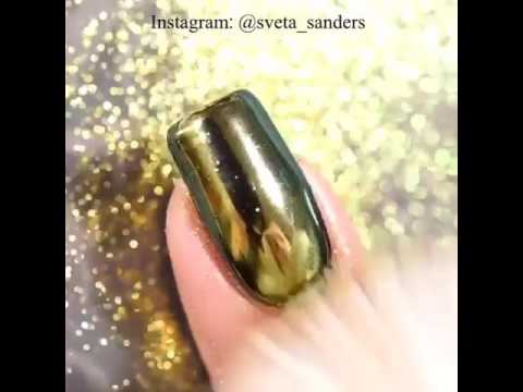 фото якорь на ногтях