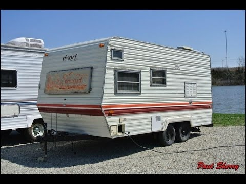 1983 fleetwood terry resort walk thru r13772a youtube rh youtube com Terry Travel Trailers New Fleetwood Terry Travel Trailer