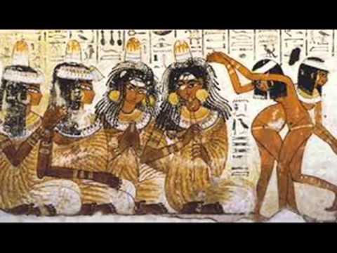 LA MÚSICA EN EL ANTIGUO EGIPTO