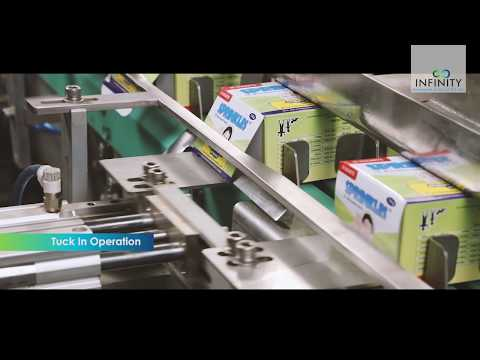 Automatic Cartoning Machine | Carton Box Packaging Machine -Infinity Automated Solutions Pvt Ltd