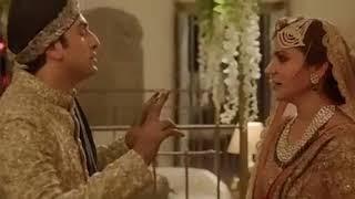 .Most emotional scene from ae dil hai mushkil ...