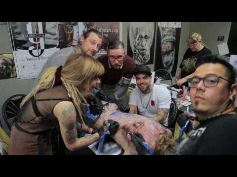 London Tattoo Convention 2016 | Killer Ink Tattoo