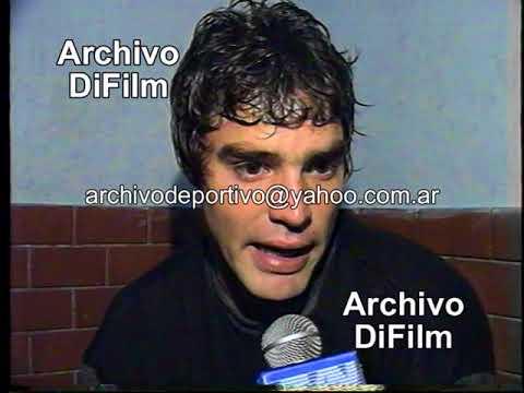 Reportaje a Nacho Gonzalez y Marcelo Saralegui - DiFilm 1994