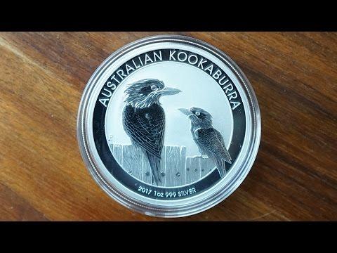 2017 1 oz Silver Kookaburra Review