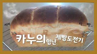 [식빵 믹스]로 식빵을 간단하게 만들어보자 1