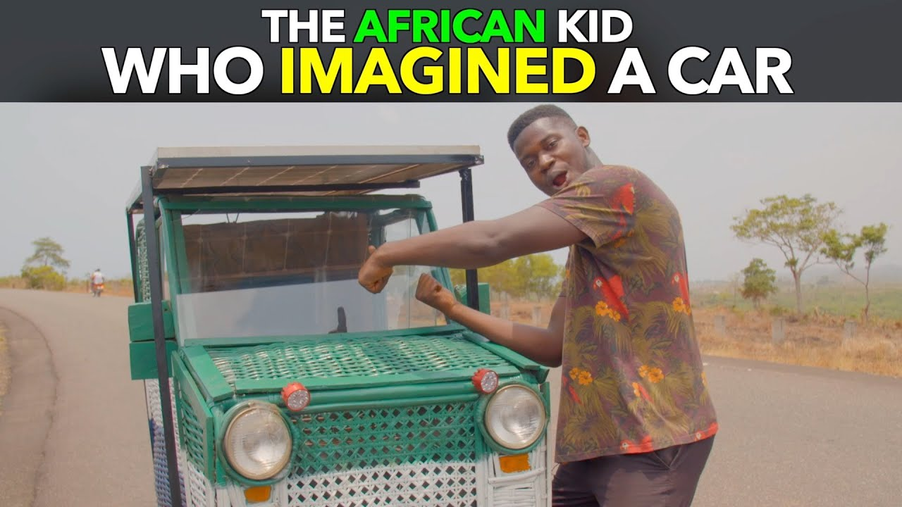 The African Kid Who Imagined A Car