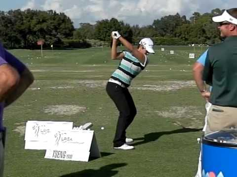 Yani Tseng Golf Swing