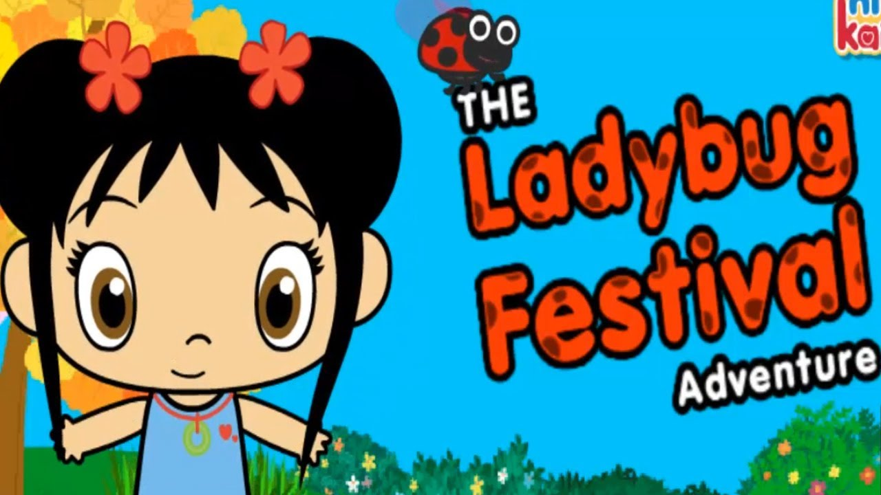 Baby KaiLan Laybug Festival Adventure | ABCya Game 2 Online