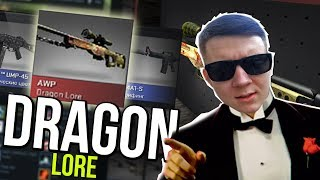 МНЕ ВЕЗЁТ, Я ПРОСТО ОФИГЕЛ! DRAGON LORE! ОТКРЫТИЕ КЕЙСОВ CS:GO(КСГО)