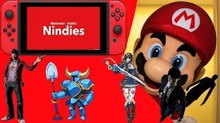 NINTENDO DIRECT NINDIES DEL 20 DE MARZO DE 2018 - STARGIN GAMES