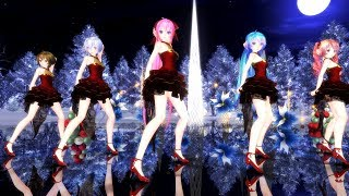 [MMD] Follow the Leader Tda Ladies AION Dress
