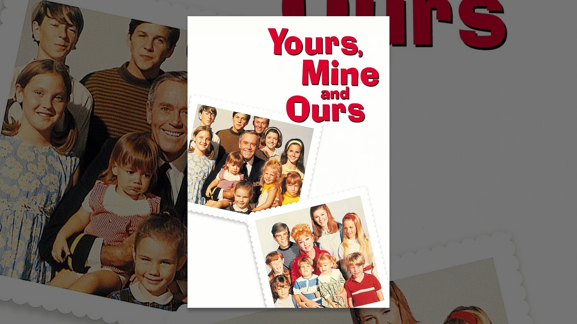 yours mine and ours youtube