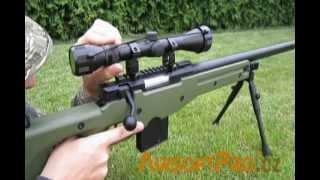 Well L96 AWP(S) MA4401D sniper rifle