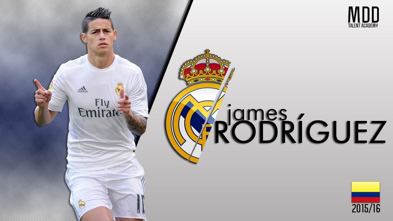 official photos 12189 54825 James Rodriguez | Real Madrid | Goals, Skills, Assists | 2015/16 - HD
