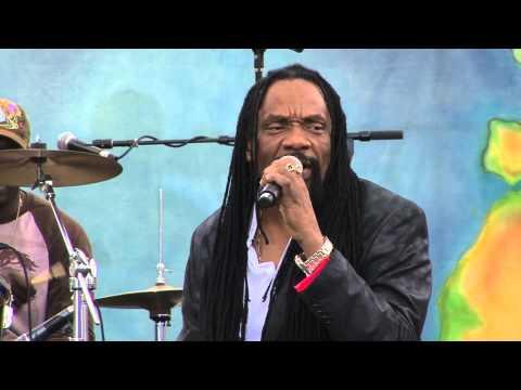 Glen Washington Live at The Monterey Bay Reggae Festival
