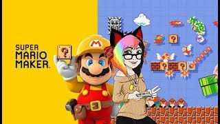 Toasty Thursday! ♥ 100 Expert / Viewer lvs - Mario Maker ♥ pt98-Live Stream!!