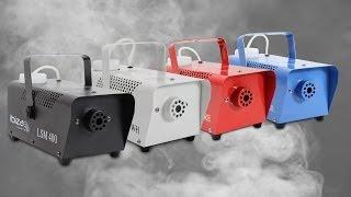 Ibiza LSM 400 DJ Smoke Fog Machine Disco Fogger House Party Club Mist Effect 400W