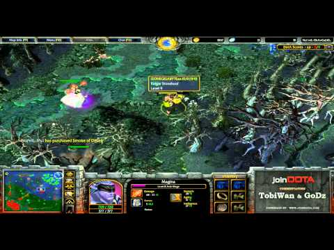 Group D: Izone vs Netcity, SMM 2012
