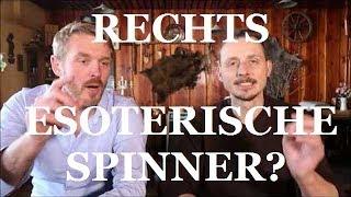 """Sind """"Der Volkslehrer"""" & """"Axel Schlimper"""" rechtsesoterische Spinner?"""
