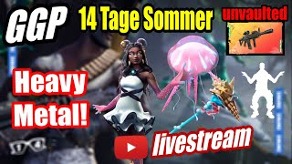 Heavy Metal LTM! | Infrared Assault Rifle! | Starfish Skin! | Fortnite Live 14 Days Summer