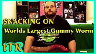 worlds largest gummy worm   challenge   the tim ridenour