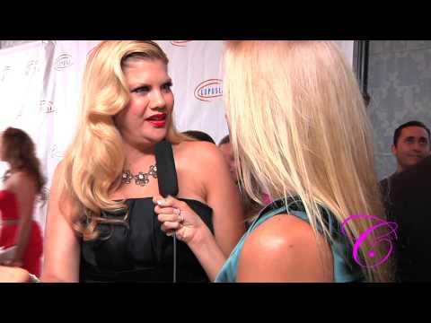Lupus LA Orange Ball hosted by Kristen Johnston