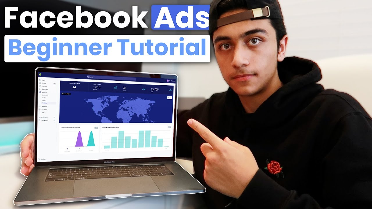 Facebook Ads Tutorial Shopify Dropshipping (Beginner Strategy)