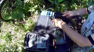 Портативная приставка Т-2 | Телевизор для кемпинга