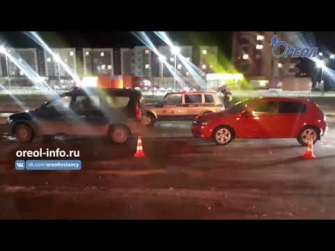Сводка ДТП по Сланцевскому району с 25 ноября по 1 декабря