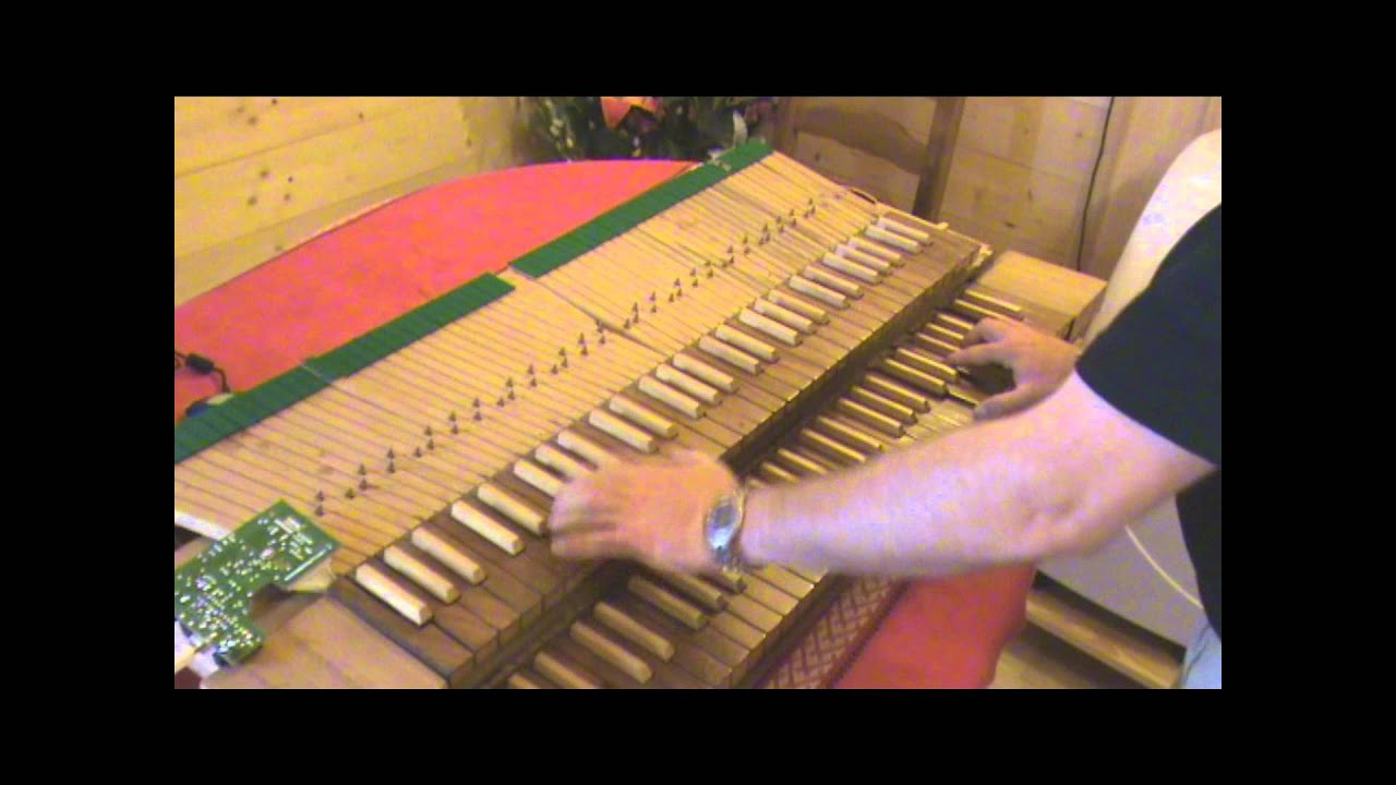FOR SALE wood KEYBOARDS MIDI direct by 2 X USB