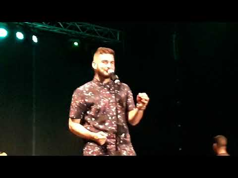 Amazing Mi Casa performance at Stellenbosch University