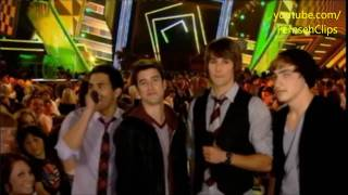 Nickeldoeon Kids Choice Awards 2011 - Trailer Nickelodeon Germany
